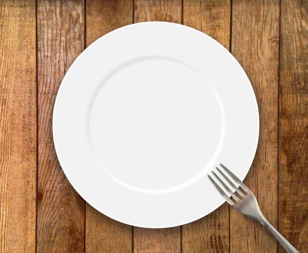 デザートのイメージ 白い皿