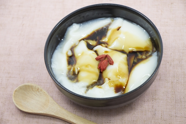 台湾スイーツの豆花