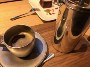銀珈琲店 コーヒー
