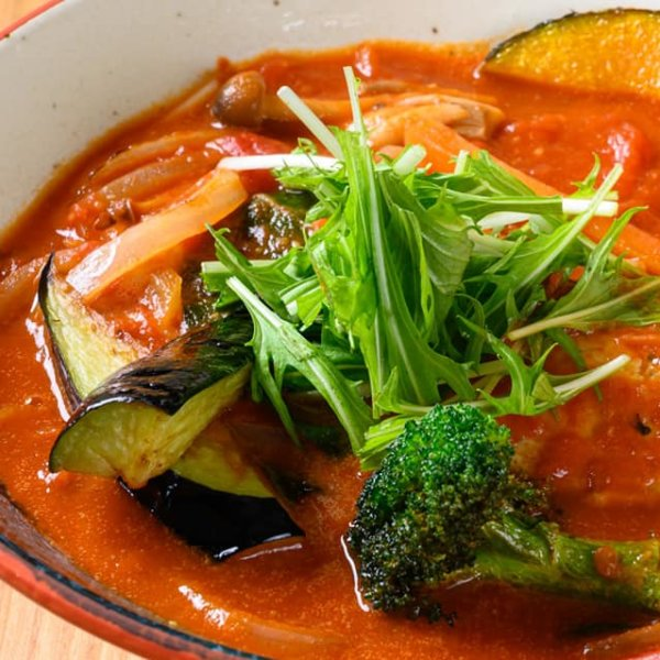 Vegie WEST トマト麺