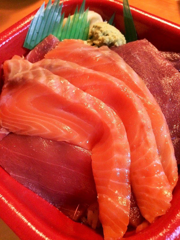 北海丼丸 鯔背 海鮮丼