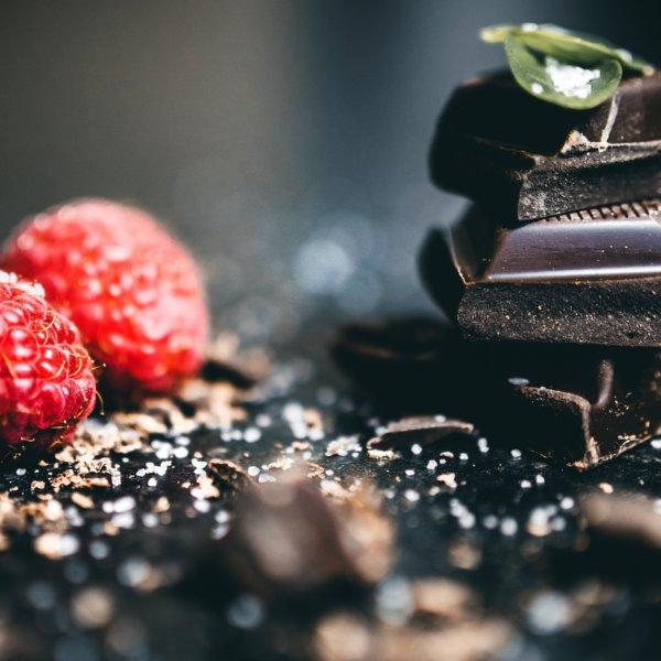 チョコレート ベリー