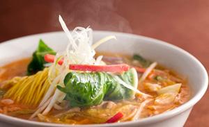 けやき 味噌拉麺