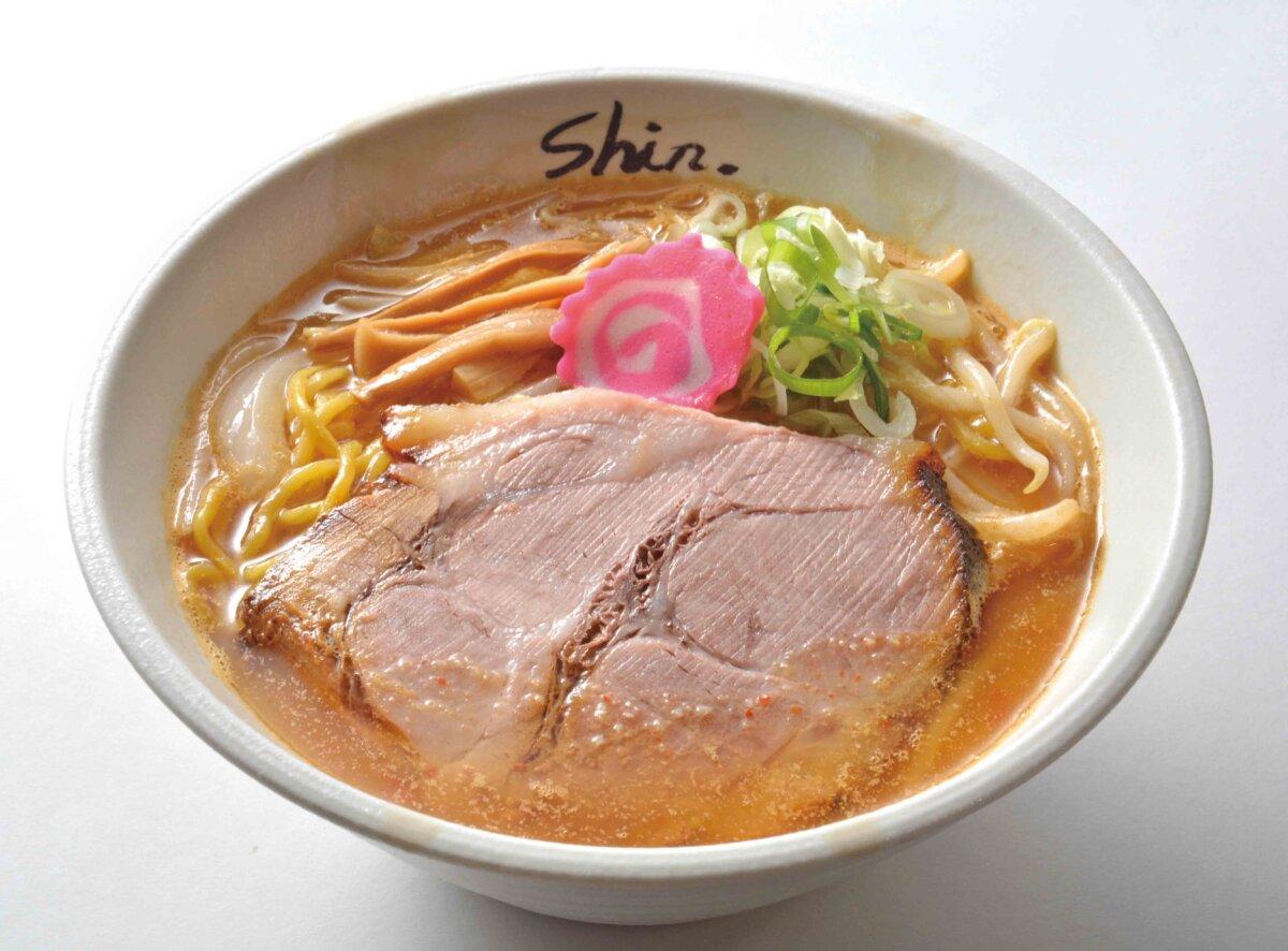 拉麺Shin厚別